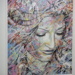 "David Walker ""Women"" Paris Pop Up Solo Show Opening Coverage"