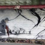 Nick Walker x SheOne New Murals In Paris
