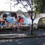 Fintan Magee x Martin Ron New Collaboration – Buenos Aires, Argentina