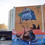 Fintan Magee New Mural – Townsville, Australia