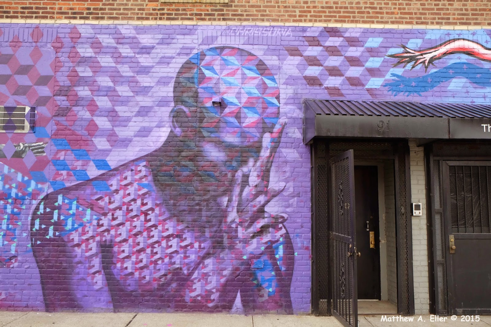 "Coverage – ""Brooklyn is the Future"" group show feat. Rubin 415, Vexta, Lexi Bella, Danielle Mastrion, Marc Evan, Chris Soria, & Many More – Bushwick Brooklyn"