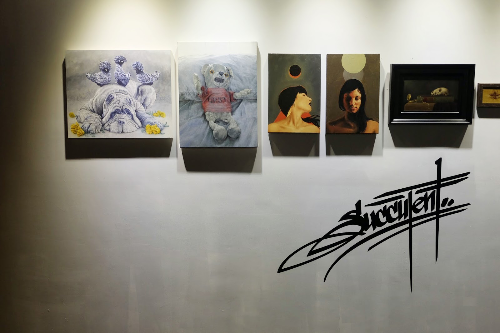 PREVIEW – Depth of a Substance – Group Show – Succulent Studios – Brooklyn, NYC