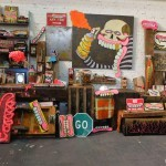 """Coverage: Sweet Toof Solo Show """"Derailed"""" @ Brooklyn's Pandemic Gallery"""