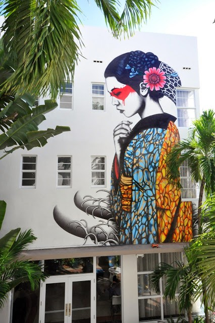 "Fin DAC ""Indocea"" New Mural – Miami, Florida"