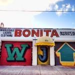 Ben Eine x Above New Shutters In Miami