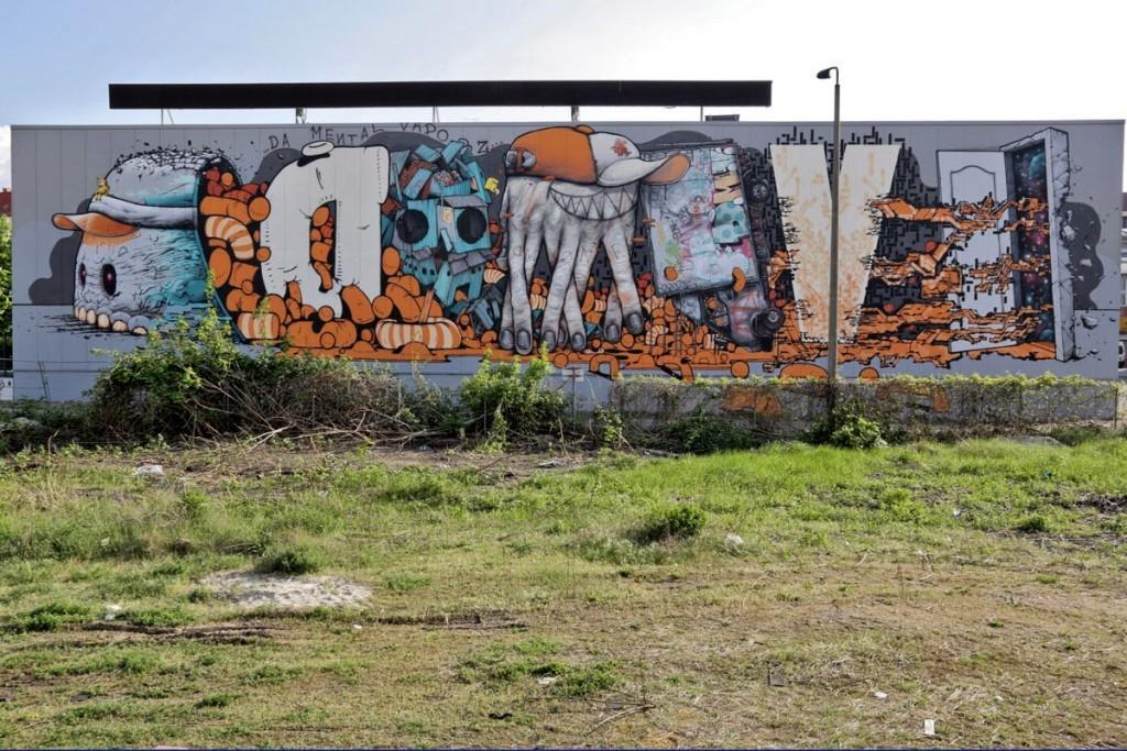 DMV New Mural – Berlin, Germany
