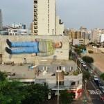 """El Decertor """"Tajo Abierto"""" New Mural In Lima, Peru"""