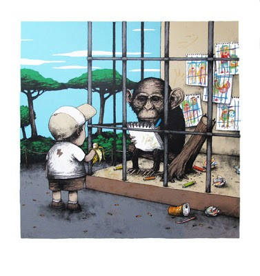 Dran 'Exhibit' New Print Available 15th December