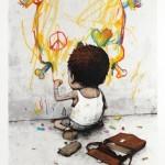 Dran 'I Have Chalks' Limited Edition Prints