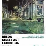 Preview: Breda Street Art Exhibition, Netherlands