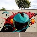 Deih New Mural – Ontinyent, Spain