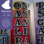 Broken Meter Issue 002 Signed By Ben Eine Avialable Now
