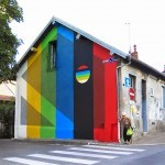 Elian New Mural – Besancon, France