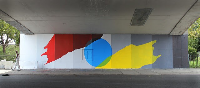 Elian New Mural In New York City, USA