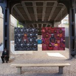 """Banksy x Os Gemeos New Collaboration For """"Better Out Than In"""" – West 24th Street"""