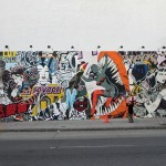 Faile New Mural In NYC