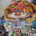 FIAC 2011 Paris Coverage With Kaws, Banksy, JR, Takashi Murakami, Keith Haring