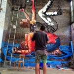 "Preview: Fintan Magee & Askew One ""Oceanic"" Pop-Up Exhibition @ London's RexRomae"