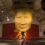 "Coverage: ""头部 (The Head)"", a solo show by Ever in Buenos Aires, Argentina"