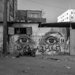 """Eyes Of Gaza"" by Akut in Palestine"