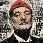 """Greg Gossel """"Zissou"""" New Print Available Wednesday 16th March"""
