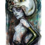 """Herakut """"Beauty is a Sanctuary"""" New Print Available Now"""