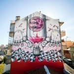 How Nosm New Mural For Underdogs – Lisbon, Portugal (Part II)