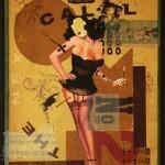 Handiedan New Print 'Donna Juana No. 1' Available 31st January