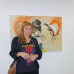 "Miss Van ""Twinkles"" Paris Solo Show Opening Coverage"
