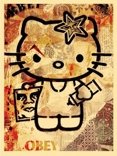 Shepard Fairey x Sanrio 'Hello Kitty' Print Presale List