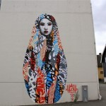Hush New Mural For Nuart In Stavanger, Norway