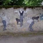 Hyuro New Mural In Besancon, France