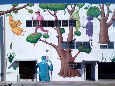 Interesni Kazki New Mural In Miami