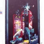 "Roamcouch ""London Calling"" New Mural – Gifu, Japan"