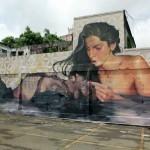 Morivivi New Mural For Santurce Es Ley 5 – San Juan, Puerto Rico