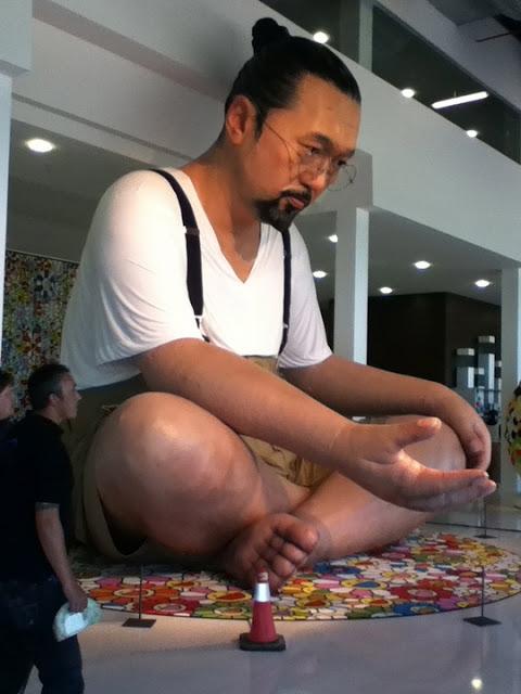 """Takashi Murakami """"Murakami – Ego"""" Qatar Exhibition Coverage"""