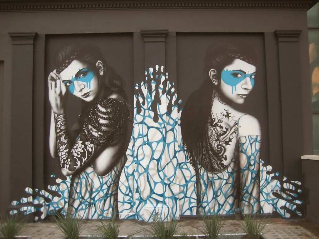 Sign this petition to save Fin DAC's West London Mural