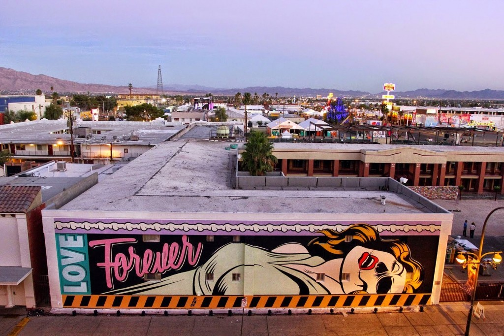 Street art and graffiti in Las Vegas: Where to go and who to see