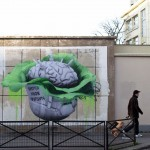 "Ludo ""Natural Born Killers"" New Street Piece – Paris, France"