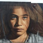 Jorit Agoch's photorealism hits The Bushwick Collective in New York City