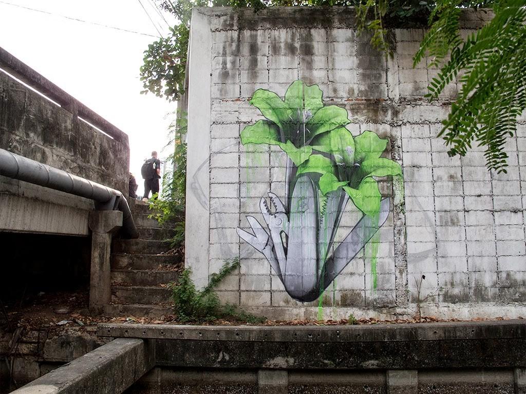 Ludo New Street Pieces – Bangkok, Thailand
