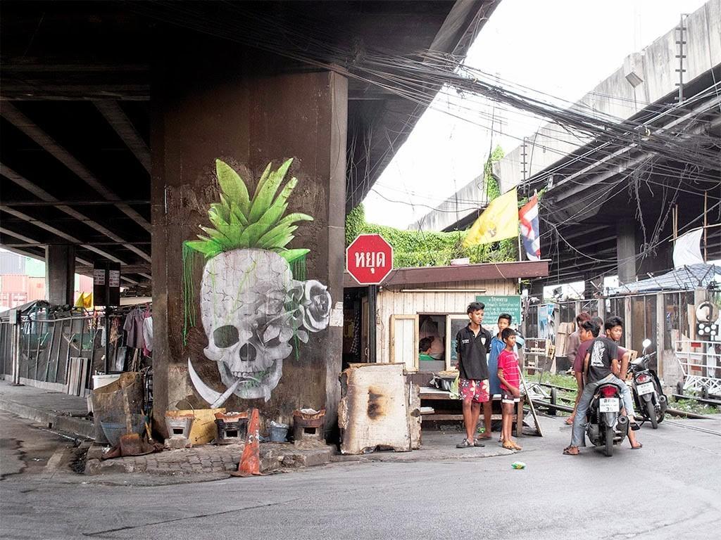 Ludo New Street Pieces – Bangkok, Thailand (Part II)
