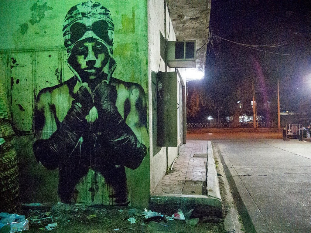 Eddie Colla and D young V unveil a series of new pieces around Thailand