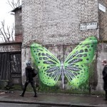 Ludo brings new pieces to the streets of London, UK