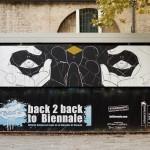 Basik New Street Piece In Venice, Italy