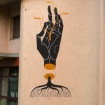 "Basik ""A Path Of Struggle Through A Kingdom And Its Crown"" New Street Art – Lido Adriano, Italy"