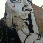 Jef Aerosol New Mural In Paris, France