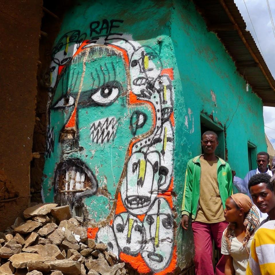 RAE New Street Pieces – Hossana, Ethiopia