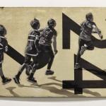 "Coverage: Strøk ""FLUX"" Solo Exhibition @ Paris' Galerie Mathgoth"