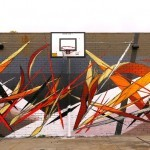Shida New Mural In Sydney, Australia